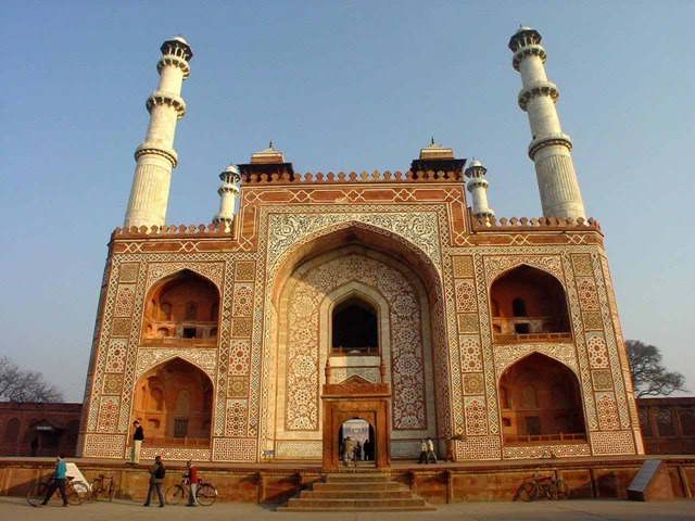 Jami Masjid_agra
