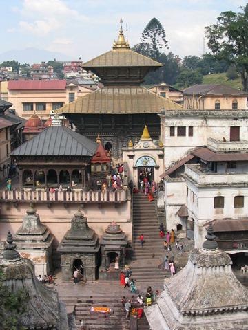 pashupatinath temple Kathmandu_Nepal