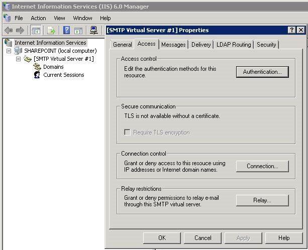 Microsoft Exchange 2007 – tu thân