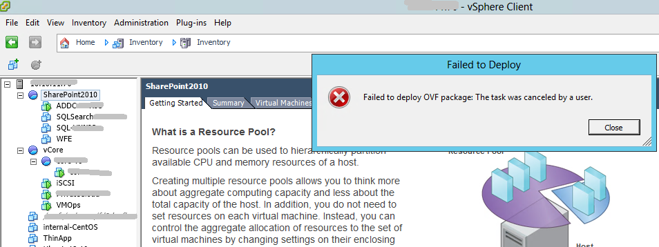 Failed_deploy_ovf_from_iso